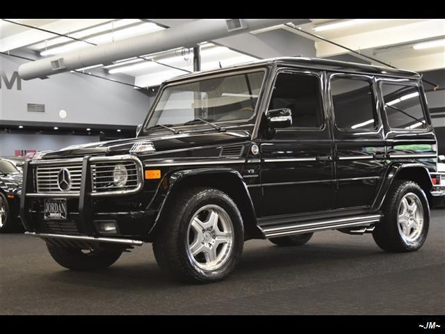 Photo Used 2005 Mercedes-Benz G55 AMG Grand Edition 4MATIC