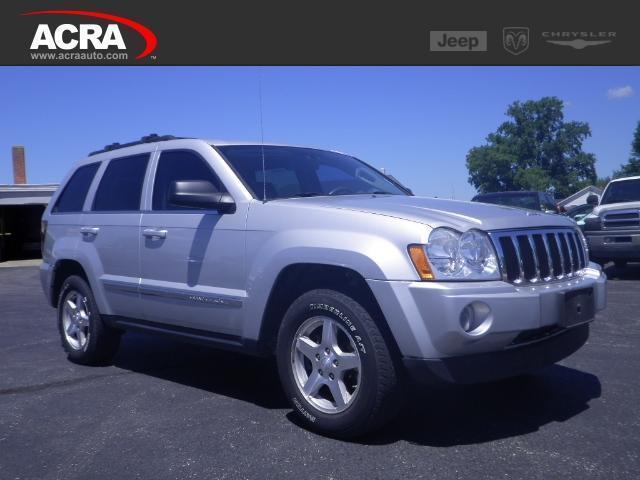 Photo Used 2006 Jeep Grand Cherokee Limited