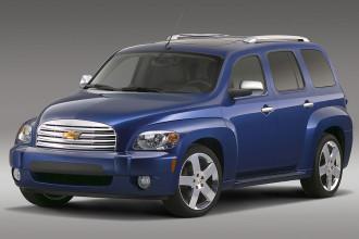 Photo Used 2007 Chevrolet HHR LT