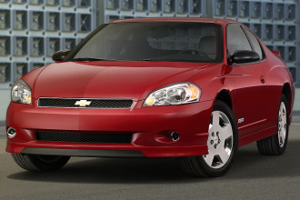 Photo Used 2007 Chevrolet Monte Carlo SS