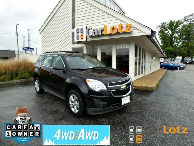 Photo Used 2013 Chevrolet Equinox LS