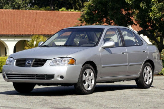 Photo Used 2006 Nissan Sentra SE-R Spec V