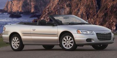 Photo Used 2005 Chrysler Sebring Touring