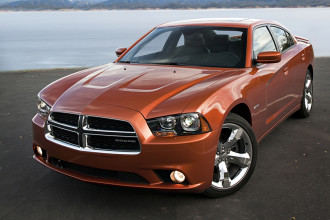 Photo Used 2011 Dodge Charger Police