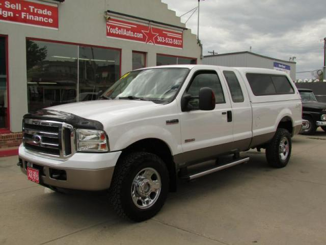 Photo Used 2005 Ford F350 XLT