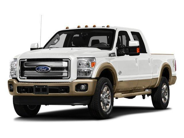 Photo Used 2016 Ford F250 King Ranch