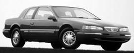 Photo Used 1996 Mercury Cougar XR7