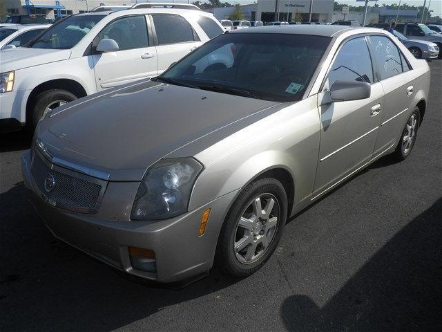 Photo Used 2005 Cadillac CTS Base