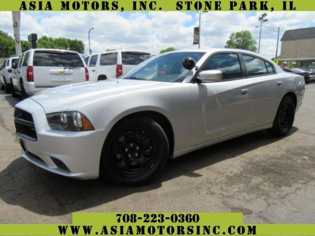 Photo Used 2012 Dodge Charger Police
