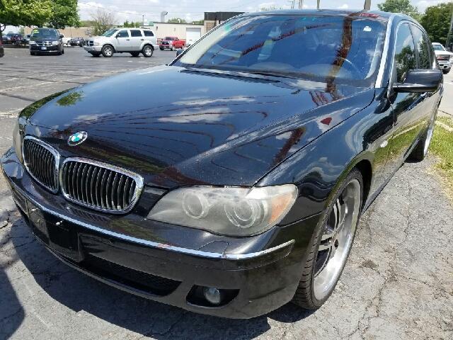 Photo Used 2006 BMW 750 Li