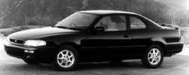Photo Used 1995 Toyota Camry LE