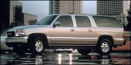 Photo Used 2001 GMC Yukon XL