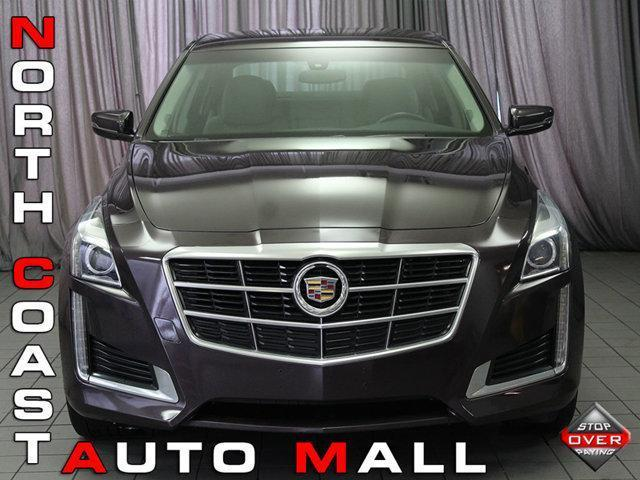 Photo Used 2014 Cadillac CTS 2.0L Turbo