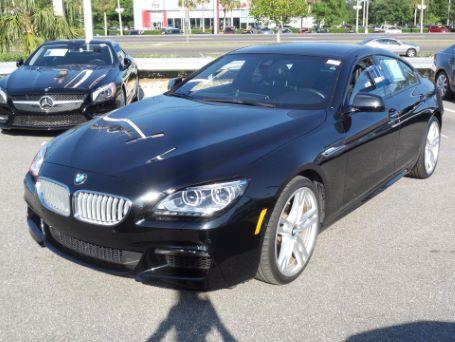 Photo 2014 BMW 650 Gran Coupe I Gran Coupe