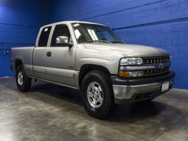 Photo 2002 Chevrolet Silverado 1500 1500 LT 4x4