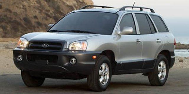 Photo 2005 Hyundai Santa Fe