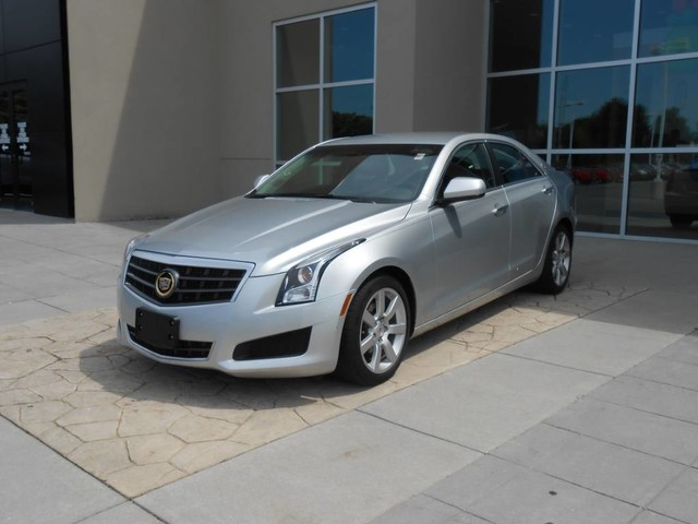 Photo 2013 Cadillac ATS