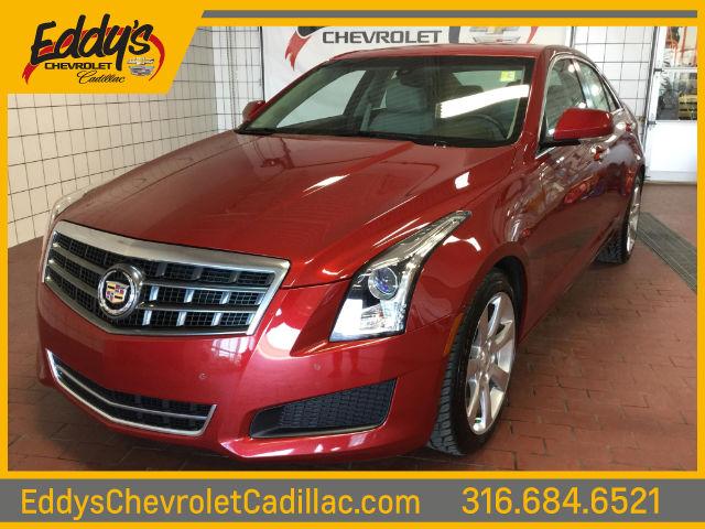 Photo 2014 Cadillac ATS 2.5L Luxury