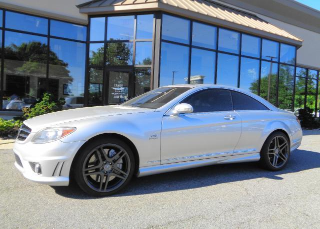 Photo Used 2009 Mercedes-Benz CL65 AMG