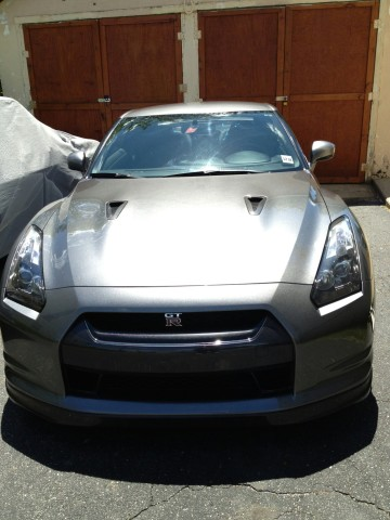Photo Used 2009 Nissan GT-R Premium