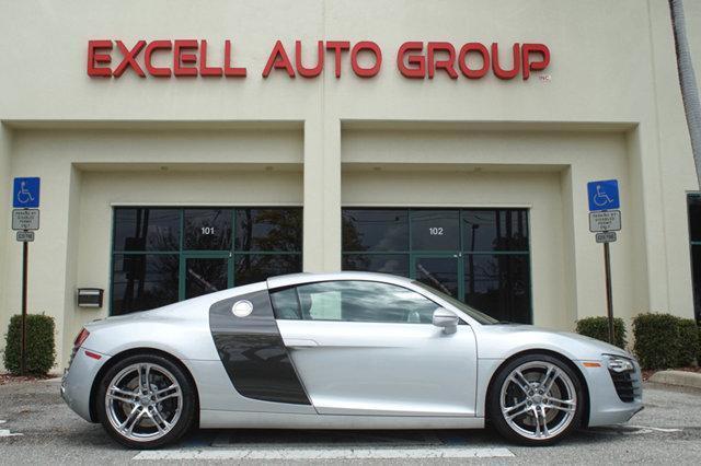 Photo Used 2009 Audi R8