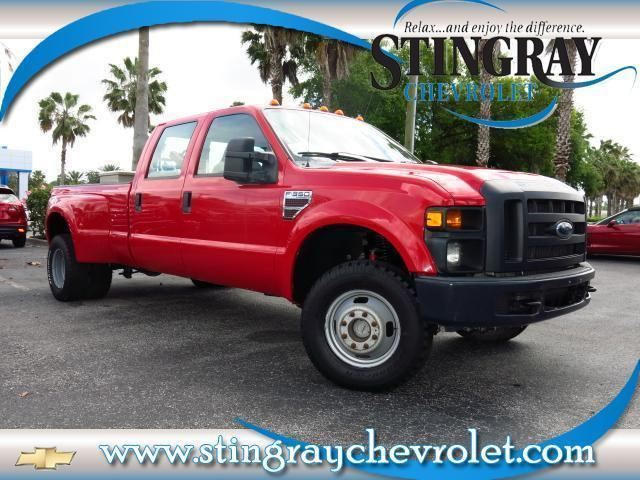 Photo Used 2009 Ford F350 XL