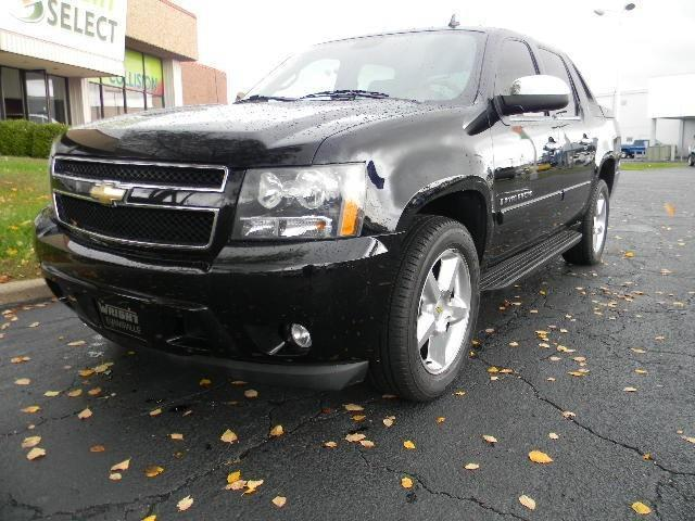 Photo Used 2009 Chevrolet Avalanche 1500 LT