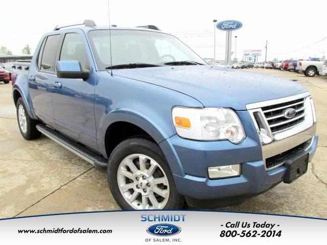 Photo Used 2009 Ford Explorer Sport Trac Limited