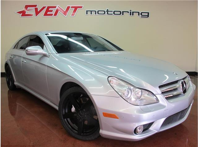 Photo Used 2009 Mercedes-Benz CLS550