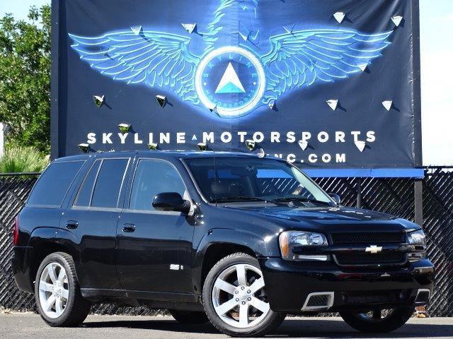 Photo Used 2009 Chevrolet TrailBlazer SS