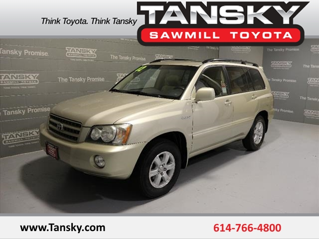 Photo 2002 Toyota Highlander Limited