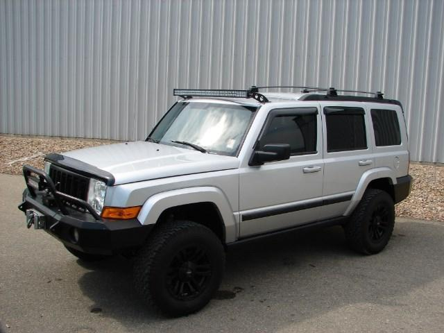 Jeep Commander Lifted For Sale