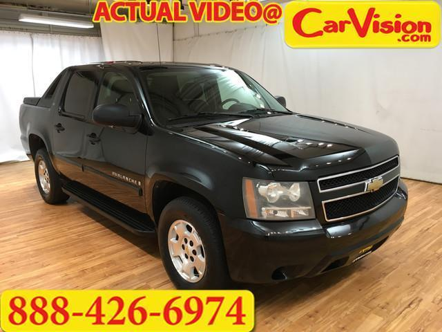 Photo Used 2009 Chevrolet Avalanche 1500 LS
