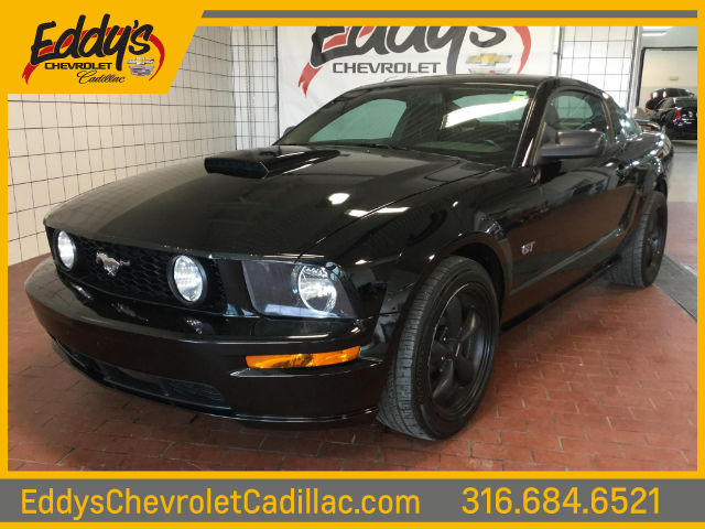 Photo 2007 Ford Mustang GT Premium
