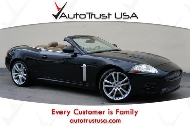 Photo Used 2009 Jaguar XKR