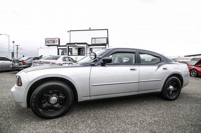 Photo Used 2009 Dodge Charger Police