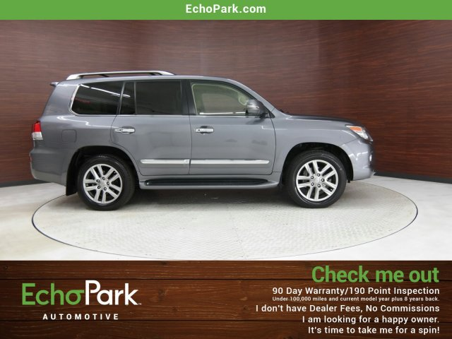 Photo 2013 Lexus LX 570 Base
