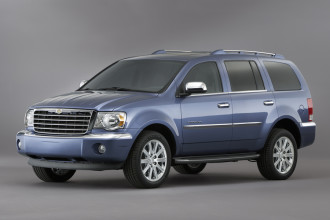 Photo Used 2009 Chrysler Aspen Limited