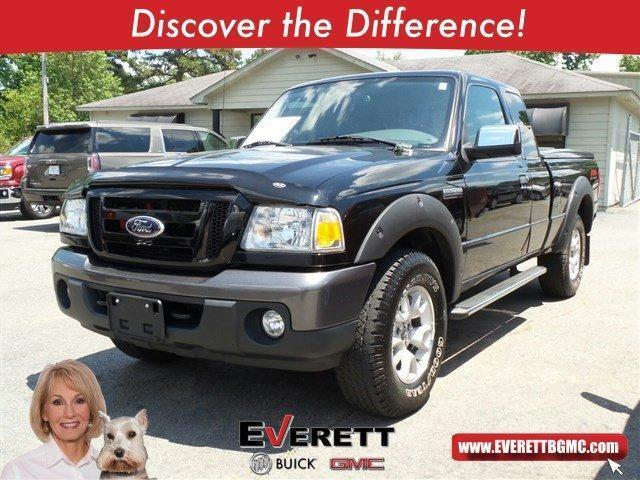 Photo Used 2009 Ford Ranger FX4 Off-Road