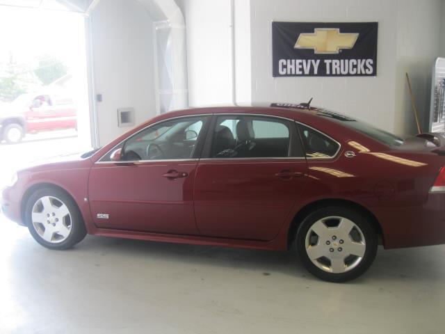 Photo Used 2009 Chevrolet Impala SS