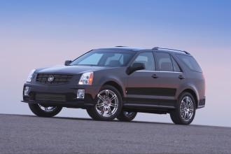 Photo Used 2009 Cadillac SRX V6