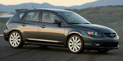 Photo Used 2009 Mazda MazdaSpeed3 Grand Touring