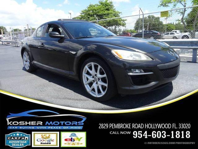 Photo Used 2009 Mazda RX-8 Touring