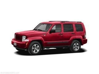 Photo Used 2009 Jeep Liberty Limited Edition
