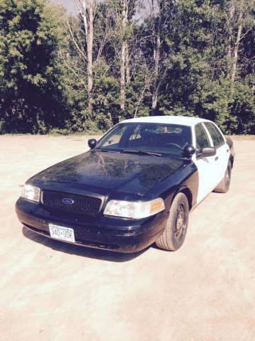 Photo Used 2009 Ford Crown Victoria Police Interceptor