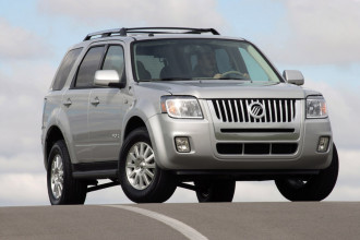 Photo Used 2009 Mercury Mariner Premier