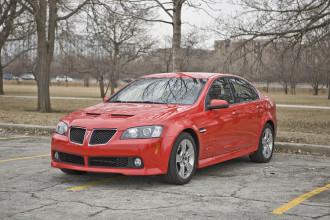 Photo Used 2009 Pontiac G8 GT