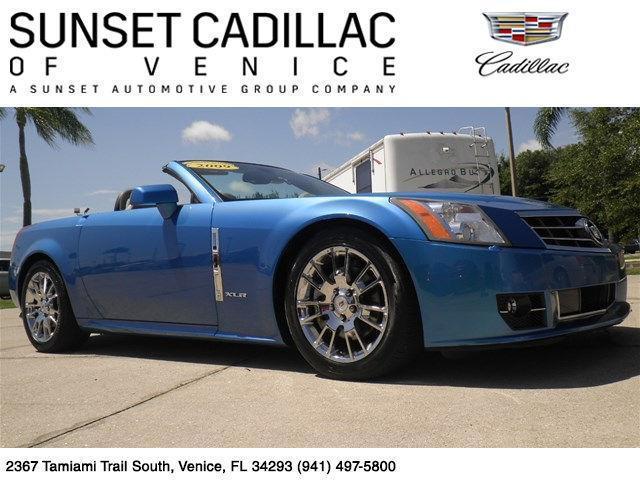 Photo Used 2009 Cadillac XLR Base