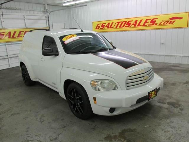 Photo Used 2009 Chevrolet HHR Panel LS