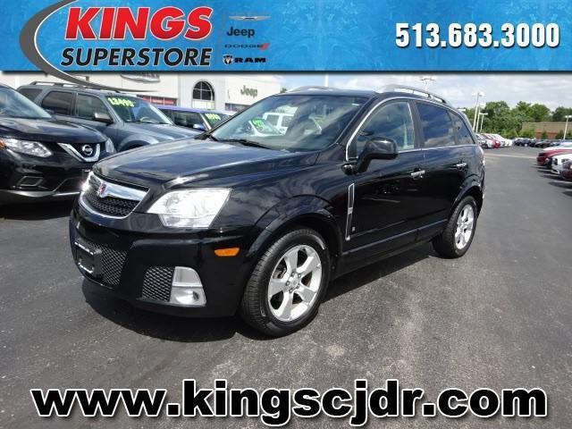 Photo Used 2009 Saturn Vue Red Line